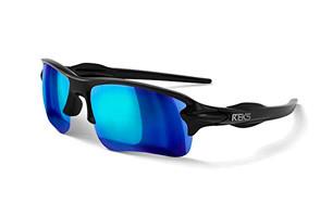 REKS Unbreakable Sling-Blade Fishing Sunglasses