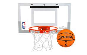 Spalding NBA Slam Jam Mini Basketball Hoop