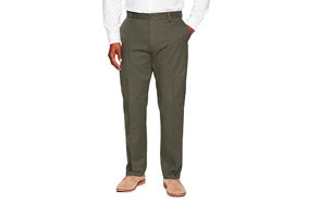 amazon essentials wrinkle-resistant chino pants