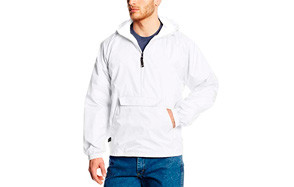 charles river apparel men's classic solid windbreaker jacket
