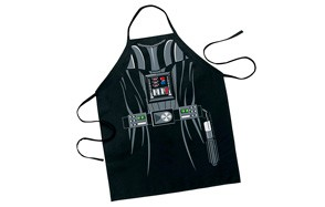 darth vader cooking apron