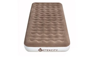 etekcity camping portable air inflatable mattress