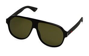gg0009s green gucci sunglasses