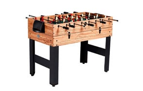 "lancaster 48"" 3-in-1 foosball table"