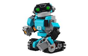 lego creator robo explorer robot kit for kids