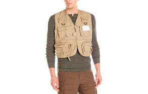 master sportsman adult fishing vest