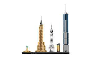 new york city skyline collection lego set