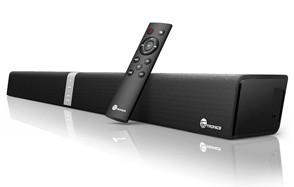 taotronics soundbar wired wireless bluetooth audio speaker