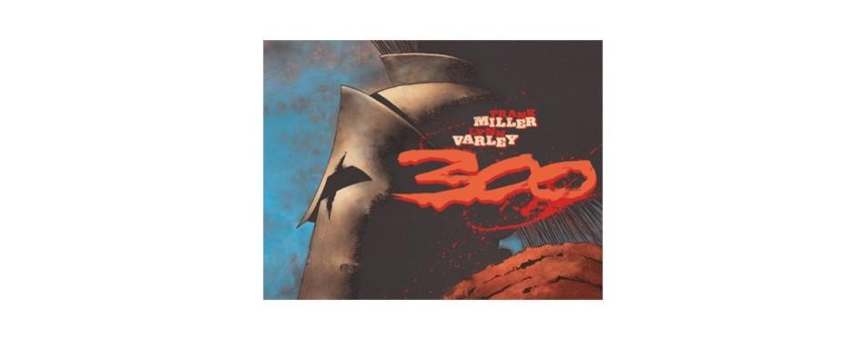 300 by frank miller and lynn varley