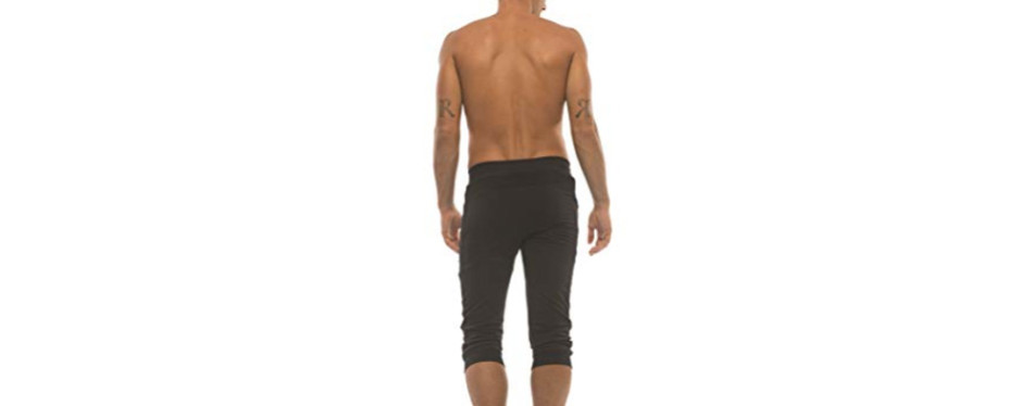 4-rth Men's Transition Cuffed Yoga Pants