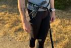 ruffwear roamer bungee dog leash