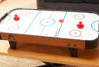 40 inch table top air hockey set