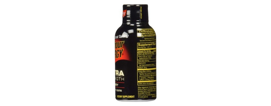 5-hour energy drink extra strength