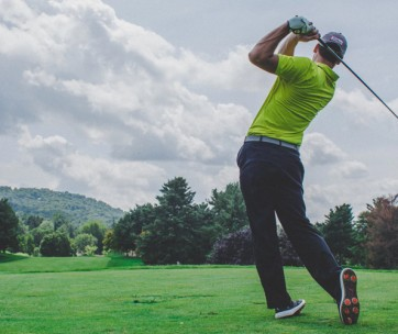 5 quick exercises to help improve your golf game