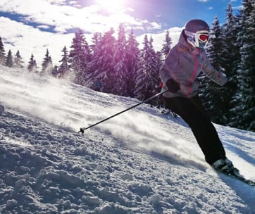 6 essential tips for winter skiing