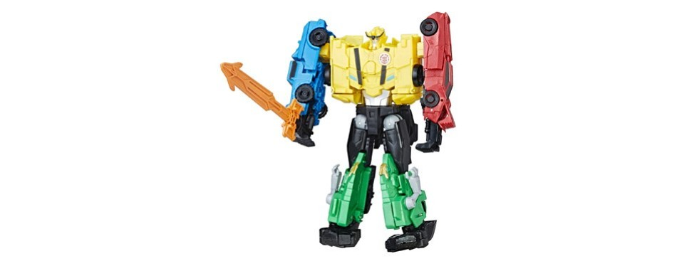 transformers robots in disguise combiner force team ultra bee