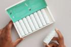 quip gum + refillable dispenser kit