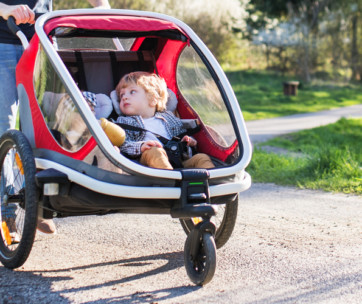 8 best double jogging strollers review in 2019