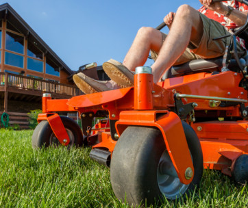 8 best zero turn lawn mowers review in 2019