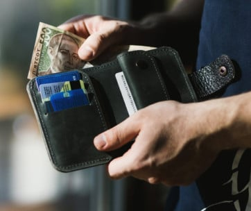 8 different types of wallets for men