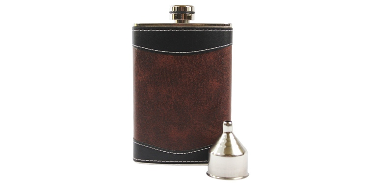 Primo Liquor Flasks – Eight Ounce Premium Hip Flash