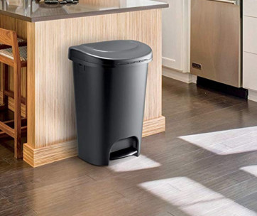 9 best kitchen trash cans review in 2019