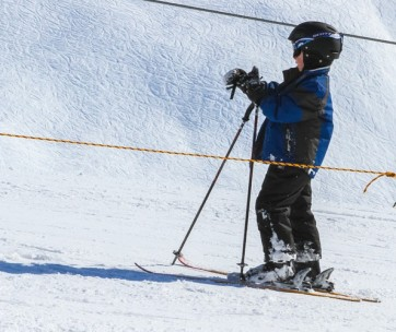9 tips to help keep skiing with kids fun
