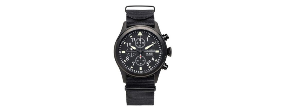 A102 Aviator Chronograph Watch