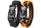 A25 K2 Peak Paracord Survival Bracelet