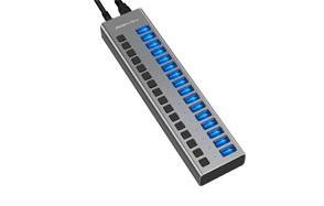 ACASIS Powered 16 Port USB Hub