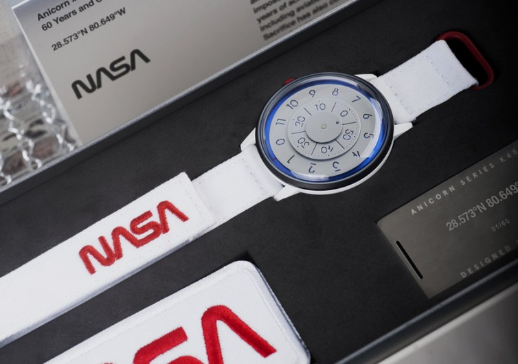 ANICORN x NASA 60th Anniversary Watch