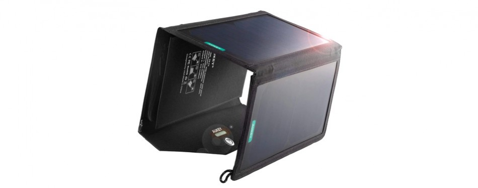 AUKEY Solar Charger