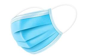 Ablih 3 Ply Disposable face Masks