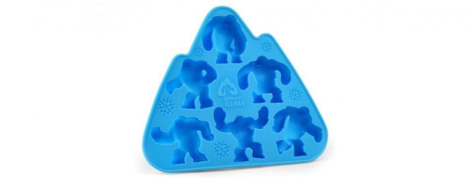 Abominable Iceman Ice Cube Tray