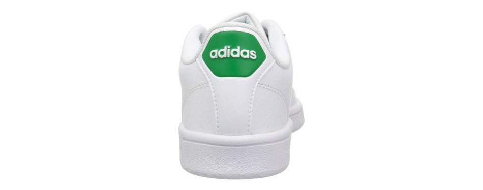 Adidas Cloudfoam Advantage White Sneakers for Men