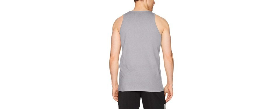 Adidas Men's Athletics Badge of Sports Tank Top