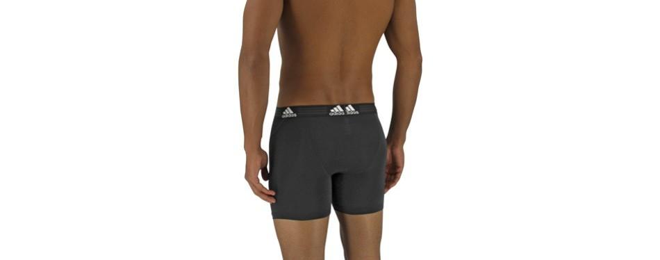 Adidas Men's Sport Performance Climalite Workout Underwear