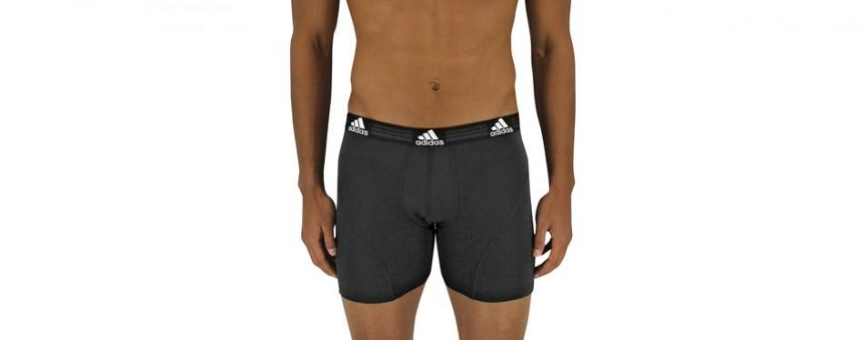 Adidas Men's Sports Boxer Brief Underwear