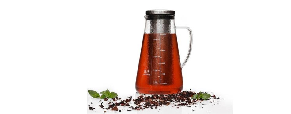 cold brew iced tea and coffee maker