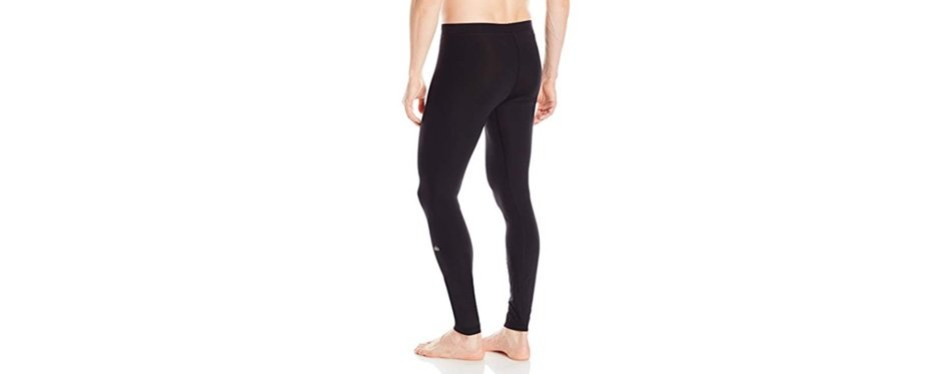 Alo Yoga Men's Warrior Compression Graphic Yoga Pants