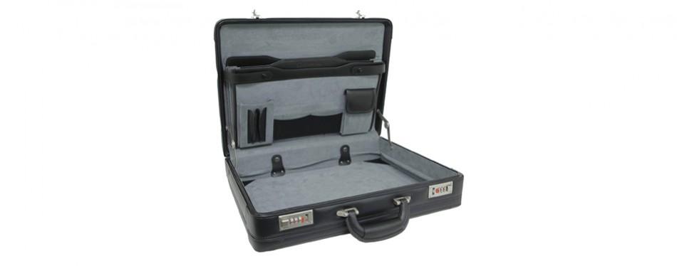 Alpine Swiss Briefcase For Men