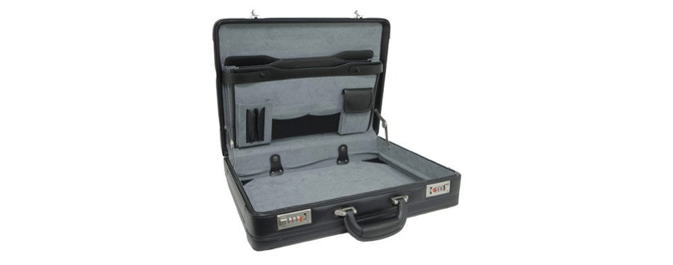 Alpine Swiss Briefcase For Men