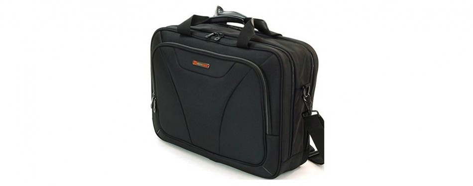 Alpine Swiss Cortland Laptop Bag