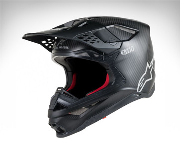 alpinestars supertech m10 solid helmet