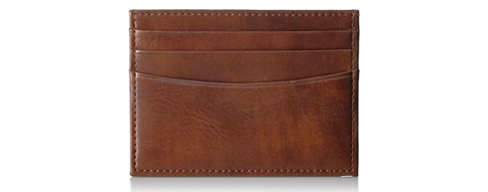 Amazon Essentials Men's Slim RFID Blocking Wallet