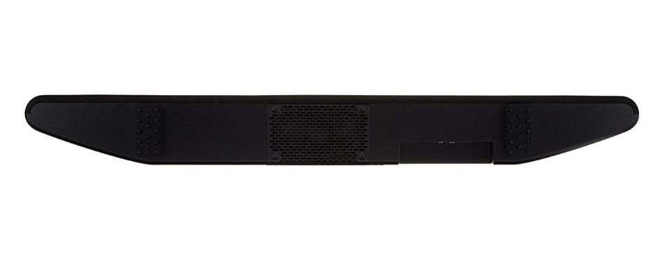 AmazonBasics 2.1 Channel Bluetooth SoundBar with Built-In Subwoofer