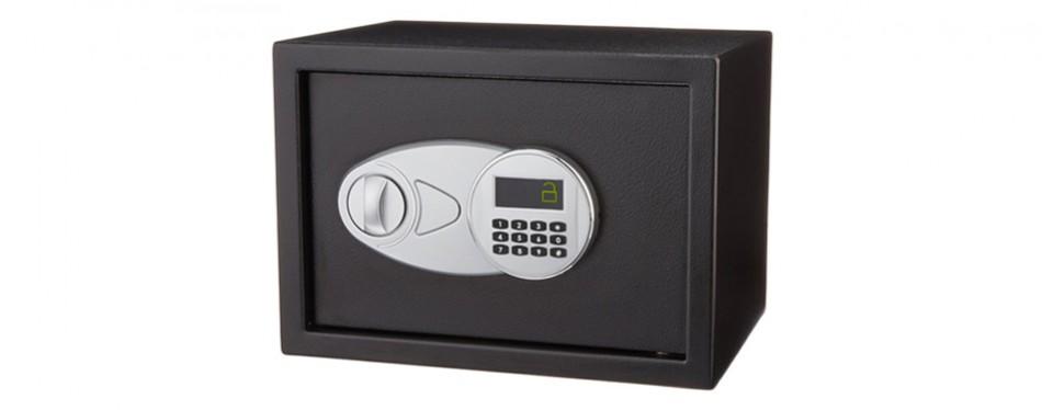 AmazonBasics Security Home Safe