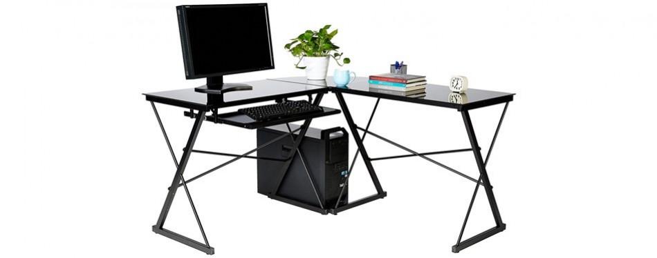 Good Gaming Desks Computer Built In Desk