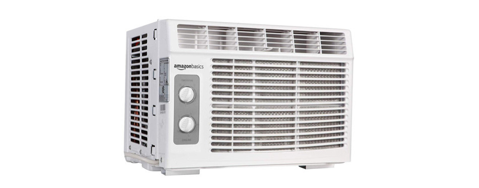 AmazonBasics Window-Mounted Air Conditioner