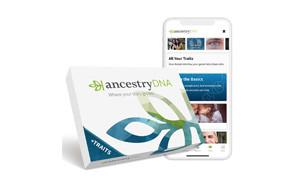 AncestryDNA Genetic And Ethnicity DNA Test